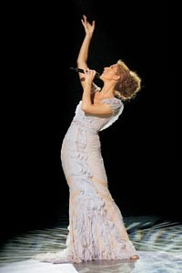 Celine Dion: A New Day makes for classic concert-themed pledge fare.