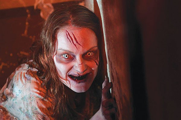 cellar dweller another denizen of the basement at scarehouse