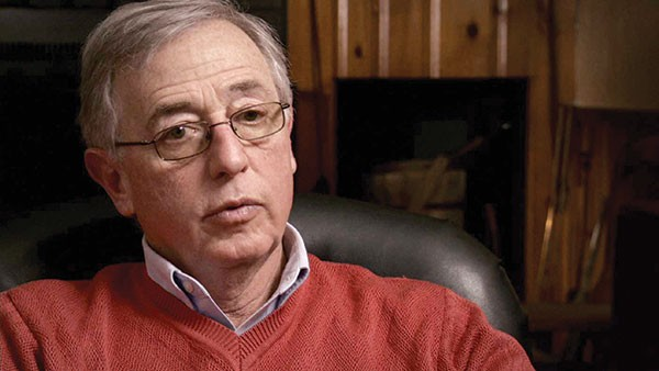 Center of the scandal: Judge Mark Ciavarella