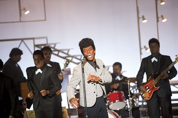 Chadwick Boseman, Lifetime movie, comedy and musical numbers