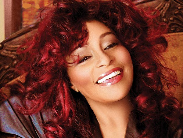 Chaka Khan performs on Liberty Avenue as part of 2014 Pittsburgh Pride