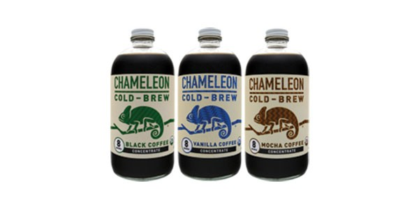 Chameleon Cold-Brew Coffee Concentrate