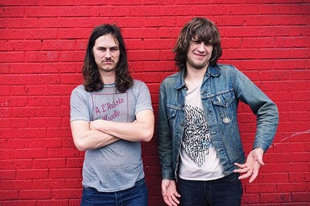 Champions: JEFF the Brotherhood (Jake, left, and Jamin Orrall) - PHOTO COURTESY OF CHAD WADSORTH