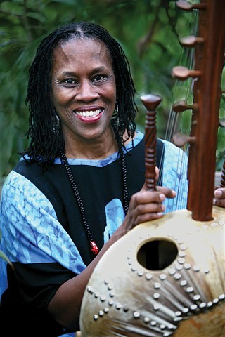 Charlotte Blake Allston of African Pourquoi Tales at Pittsburgh International Children's Festival