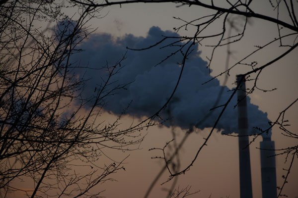Cheswick Generating Station - PHOTO BY HEATHER MULL