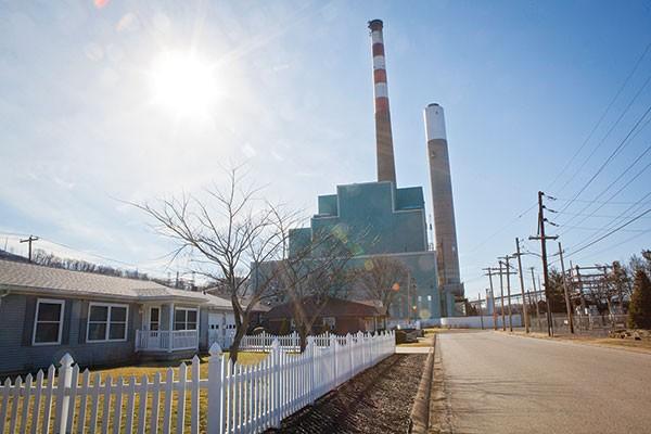 Cheswick power plant in Springdale.