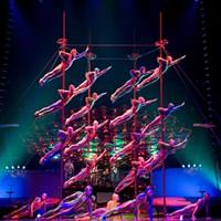 "Cirque du Soleil's ""Saltimbanco"""