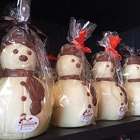 Jacques Torres chocolates pop up off the beaten path in Shadyside