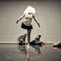 Choreographers debut works-in-progress at Alloy Studios