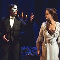 <i>The Phantom of the Opera</i> at PNC Broadway Across America