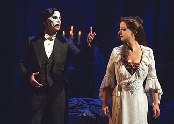 <i>The Phantom of the Opera</i> at PNC Broadway Across America
