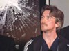 Christian Bale met the media to kick off the filming of The Dark Knight Rises.