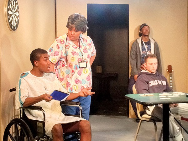 Christmas Star at Pittsburgh Playwrights