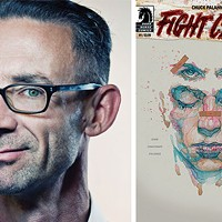 <i>Fight Club</i> author Chuck Palahniuk visits with a new short-fiction collection