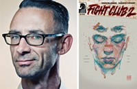 Chuck Palahniuk - PHOTO COURTESY OF ALLAN AMATO