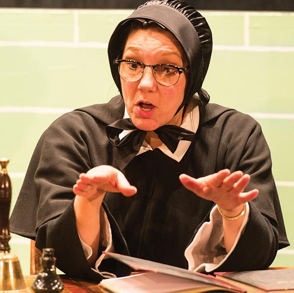Cindy West in Stage 62's Doubt