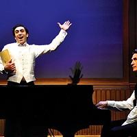 City Theatre's <i>2 Pianos 4 Hands</i>
