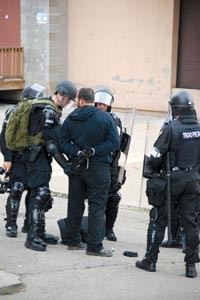Civil and criminal cases involving G-20 arrestees will continue into the new year.