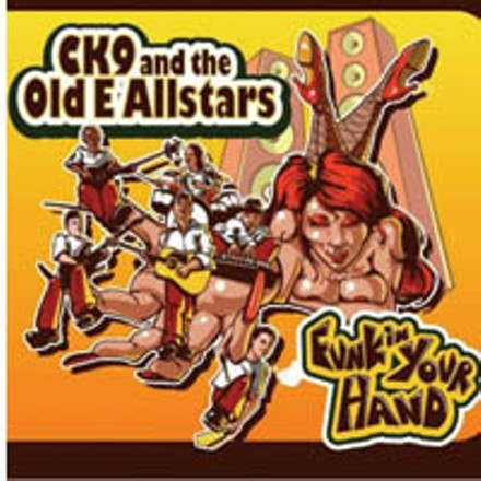 CK9 and the Old E Allstars CD release, with Jazzam and Race the Ghost. 8 p.m. Fri., Oct. 27. Rex Theatre, 1602 E. Carson St., South Side. $10 ($12 at the door). 412-381-6811 or www.rextheatre.com