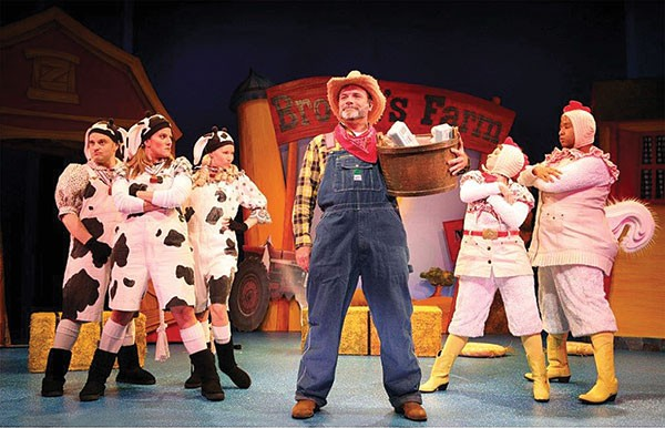 Click, Clack, Moo Pittsburgh International Children's Theater