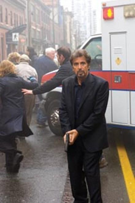 Clockwatcher Al Pacino