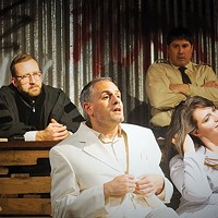 <i>The Last Days of Judas Iscariot</i> at Througline Theater