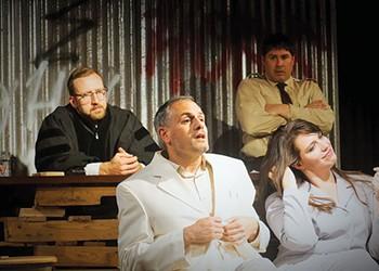 <i>The Last Days of Judas Iscariot</i> at Througline Theater