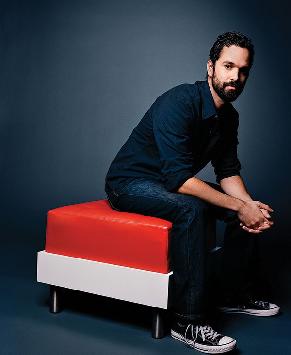 CMU grad and Naughty Dog games creative director Neil Druckmann