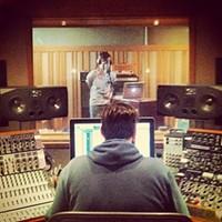 Code Orange Kids in the studio recording Deathwish debut