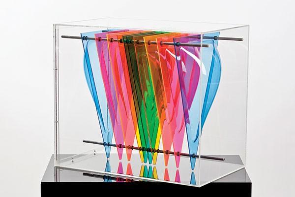 Collection: Aaronel & Irving Gruber - ART BY AARONEL DEROY GRUBER.