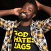 Comedian Davon Magwood keeps busy taking on Westboro Baptist Church and other bullies.