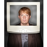 Comedian Ron Placone takes on media manipulation in his new one-man show.