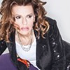 Comic and singer Sandra Bernhard returns to Pittsburgh for the first time in years with her new show
