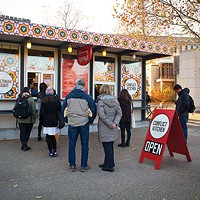 As CMU's Conflict Kitchen reopens, the discussion of Israeli-Palestinian hostilities continues
