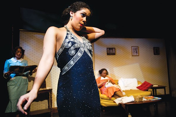 Corinee Scott in The REP's By the Way, Meet Vera Stark