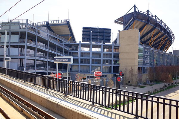 Could free rides to Allegheny Station become a thing of the past? - PHOTO BY LISA CUNNINGHAM