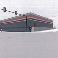 Zoning Board rejects arts corridor AutoZone proposal on former Babyland site