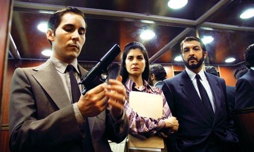 Criminal reflections: Javier Godino, Soledad Villamil and Ricardo Darin