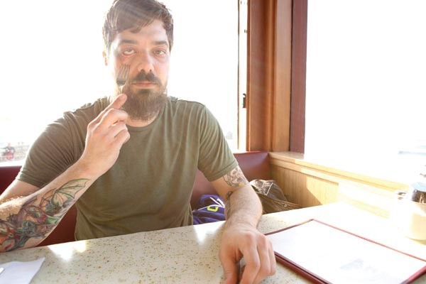 AESOP ROCK PHOTO COURTESY OF CHRISSY PIPER