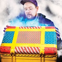 On the Record with Dan Deacon