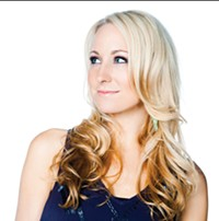 Dan Willis. Comedy Event. Last Comic Standing's Nikki Glaser