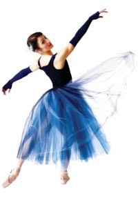 Dance they shall: Erin Halloran. - PHOTO BY DUANE RIEDER