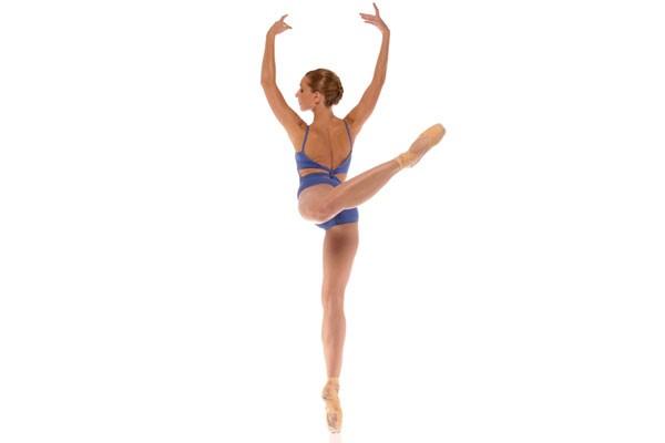 Dancer Gabrielle Yarshen