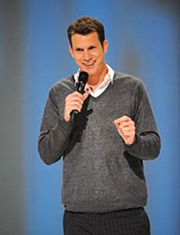 Daniel Tosh at the Benedum, June 12