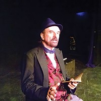<i>Lovecraft's Monsters</i> at 12 Peers Theater