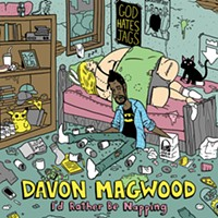 Davon Magwood's new live CD, plus local shows