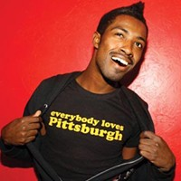 Comic Davon Magwood, on the eve of a by-the-bootstraps national tour.