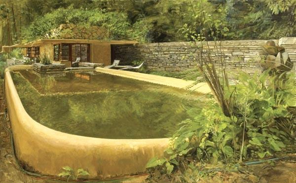 """De la Concha's """"The Guest Pool"""""""