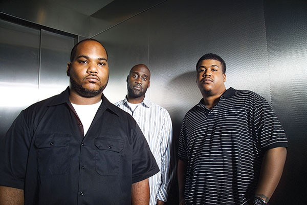 De La Soul plays Saturday's Thrival Festival
