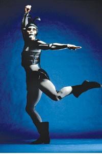 "Dead can dance: The Joffrey does Kurt Jooss' ""The Green Table."""